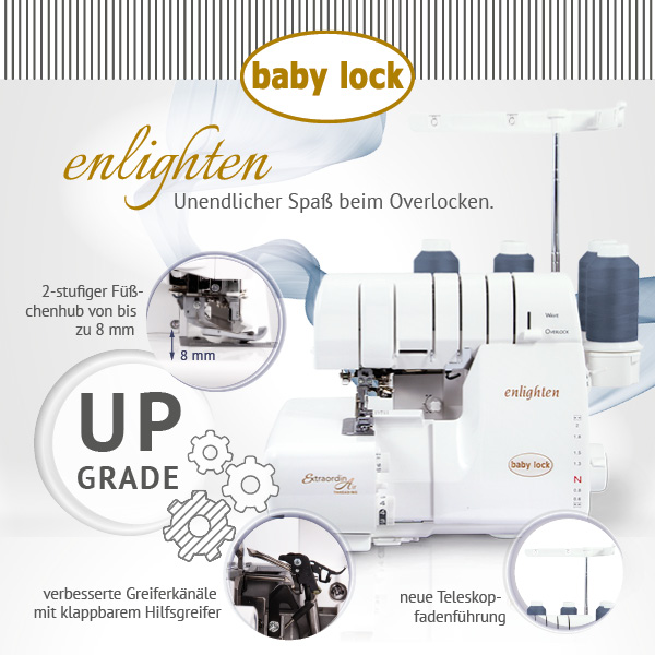 baby lock enlighten