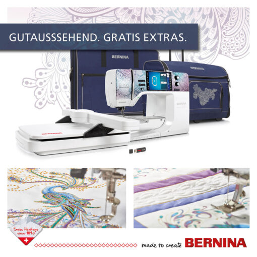 Bernina 790 SE